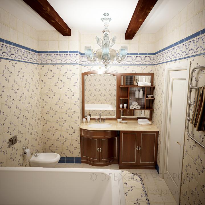 Дизайн ванной комнаты спб