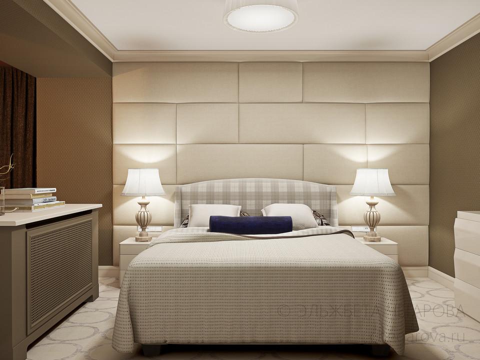 Спальня 16 м2 дизайн